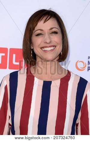 LOS ANGELES - SEP 27:  Paige Davis at the TLC's Give A Little Awards at the NeueHouse Hollywood on September 27, 2017 in Los Angeles, CA
