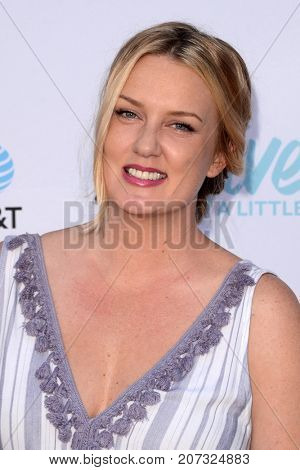 LOS ANGELES - SEP 27:  Joanie Dodds at the TLC's Give A Little Awards at the NeueHouse Hollywood on September 27, 2017 in Los Angeles, CA