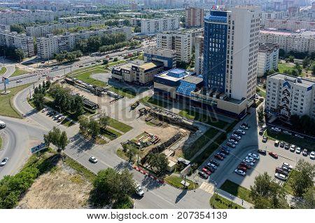 Jsc Siberian Scientific Analytical Center. Tyumen