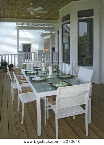 Luxury 4 Dining Patio 1