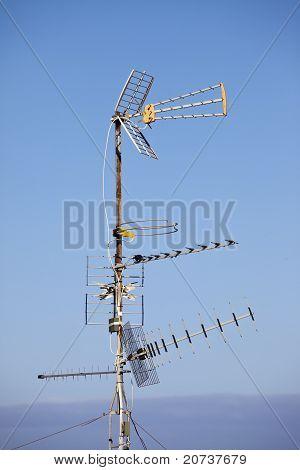 Multiple Tv Aerials