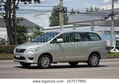 Private Mpv Car, Toyota Innova.