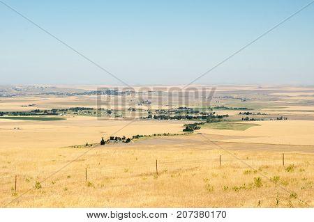 Prairie Farm Land
