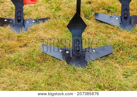 Agriculture Machinery, Plowing Machine Made Of Steel