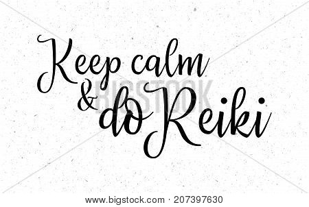 The word Reiki is made up of two Japanese words Rei means 'Universal' - Ki means 'life force energy'.