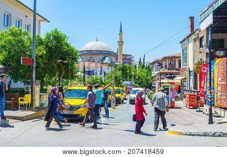 Taxi In Antalya