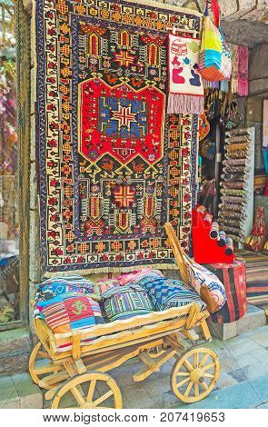 Visit Souvenir Stores Of Antalya