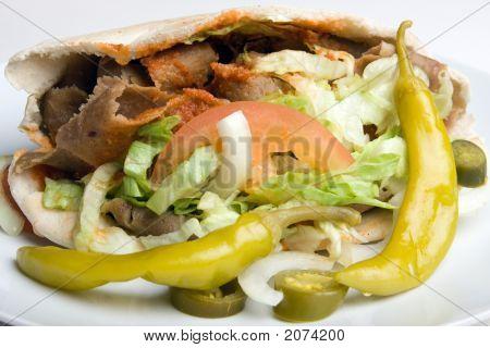 A Donner Kebab