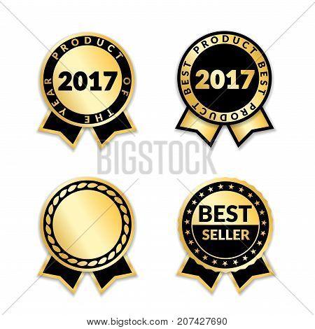 Award Ribbon The Best