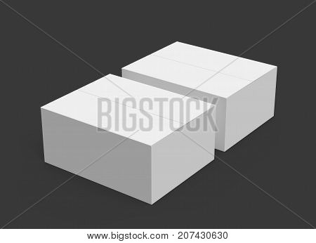 Paper Box Model