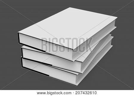 3D Rendering Hardcover Books