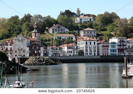Ciboure, Pays basque
