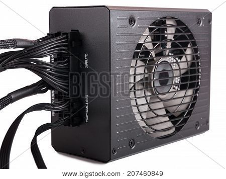Modular ATX power supply unit for PC
