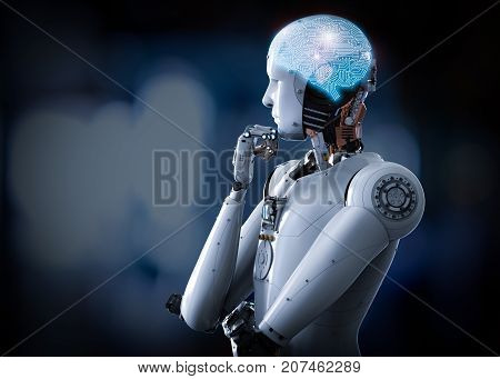 Artificial Intelligence Brain