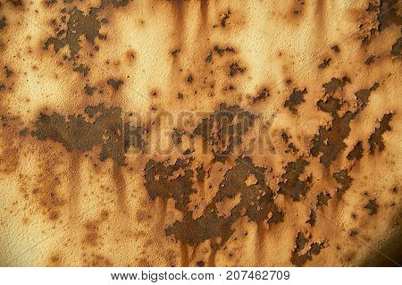 Surface Rusty Texture