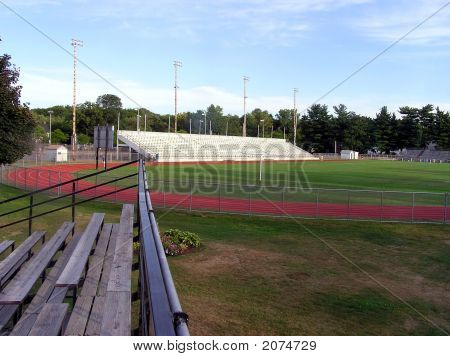 Athletic Field Bleachers