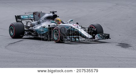 Lewis Hamilton Of Mercedes Amg Petronas F1 Team