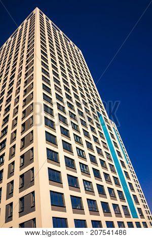 High Rise Condominiums, Residential Building, Apartment Building Exterior,  Building Face, High Rise Buildings, Urban Housing