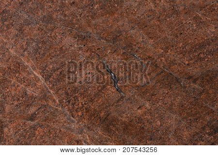 Red granite stone texture expensive and precious. High resolution photo.