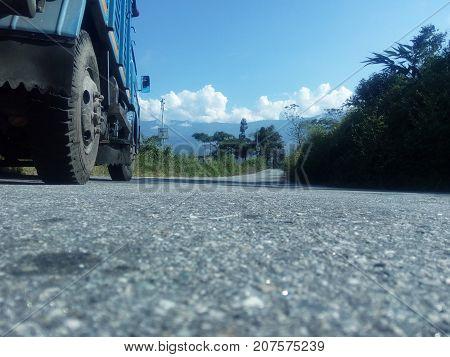 Way to Life in the Darjeeling Hills