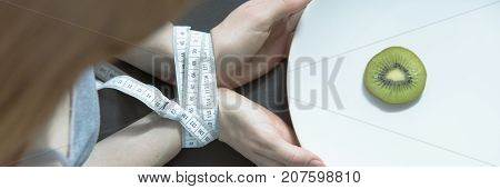 Eating Disorder, Bulimia, Anorexia Concept