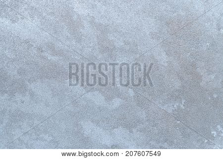 Winter background. Textured pattern of frozen ice on winter window pane.