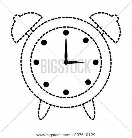 Alarm Clock Isolated Icon