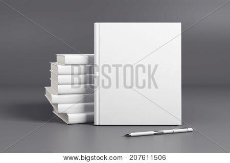 Blank White Organizer
