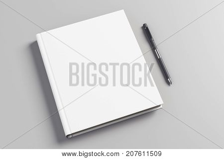 White Office Book