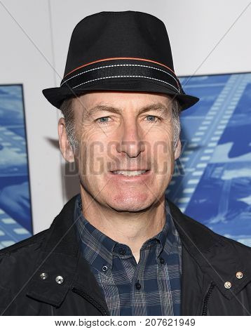 LOS ANGELES - SEP 26:  Bob Odenkirk arrives for the HBO's premiere of 'Spielberg' on September 26, 2017 in Hollywood, CA