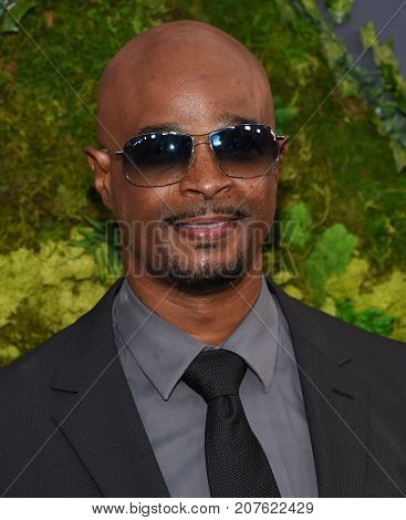 LOS ANGELES - SEP 25:  Damon Wayans arrives for the FOX Fall Party on September 25, 2017 in West Hollywood, CA