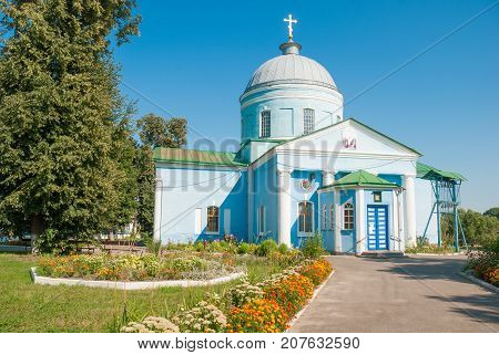 Ascension Cathedral in Konotop Sumy region Ukraine