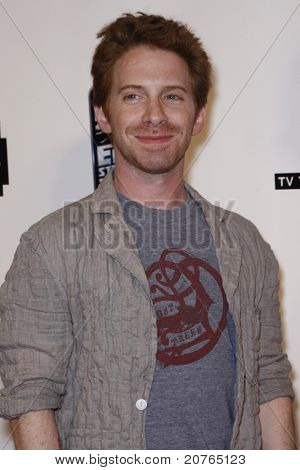 SAN DIEGO - JUL 22: Seth Green at the 'GPhoria Strikes Back' party hosted by G4 and Lucasfilm during Comic-Con 2010 held at the Hard Rock Hotel in San Diego, California on July 22, 2010.