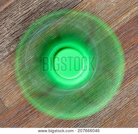 Image Of Fidget Finger Spinner Stress Toy