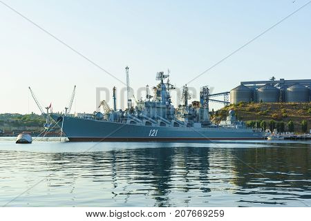 Guards Missile Cruiser