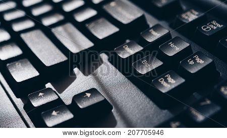 Keyboard For Computer Server Or Desktop Computer