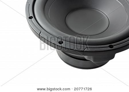 Powerful Subwoofer