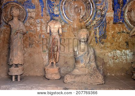 lanzhou chat sites Yellow river in lanzhou city ,gansu province of china - stock image  may  2017: mural paintings at bingling cave temple (unesco world heritage site.