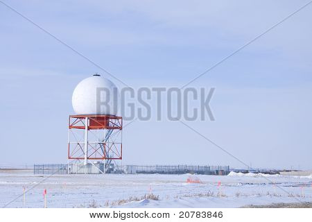 Doppler Weather Radar Station