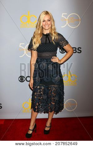 LOS ANGELES - OCT 4:  Beth Behrs at the Carol Burnett 50th Anniversary Special Arrivals at the CBS Television City on October 4, 2017 in Los Angeles, CA