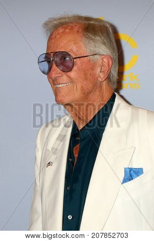 LOS ANGELES - OCT 4:  Pat Boone at the Carol Burnett 50th Anniversary Special Arrivals at the CBS Television City on October 4, 2017 in Los Angeles, CA