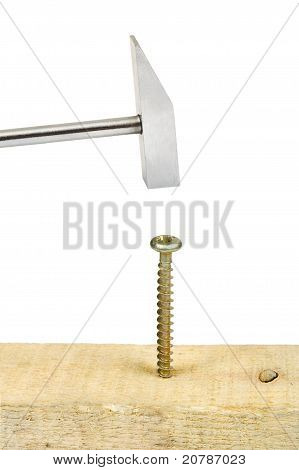 Hammer And Screw