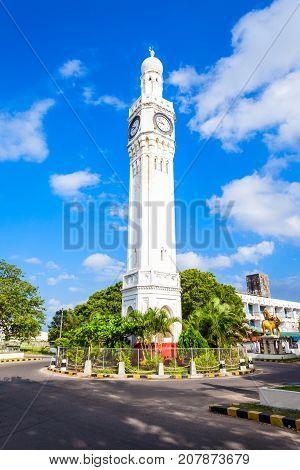 Clock Tower In Jaffna