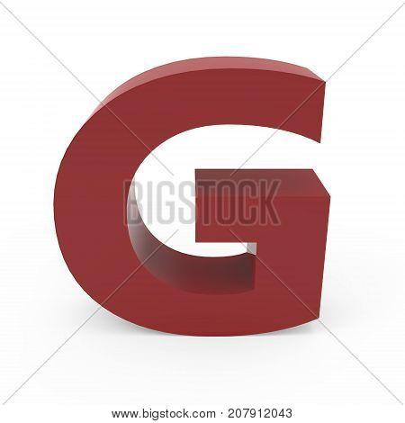 Cramoisi Font G