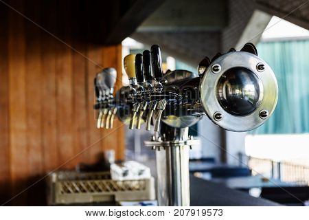 Beer Pipe Taps For Homebrewing Draft Drink
