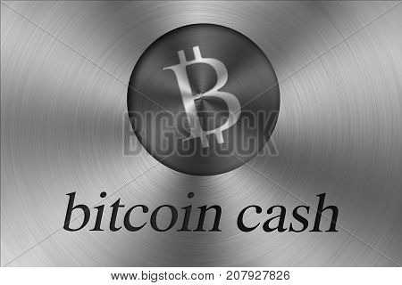 Bitcoin Cash Blockchain network cryptocurrencies concept, is an incorruptible digital ledger of economic transactions