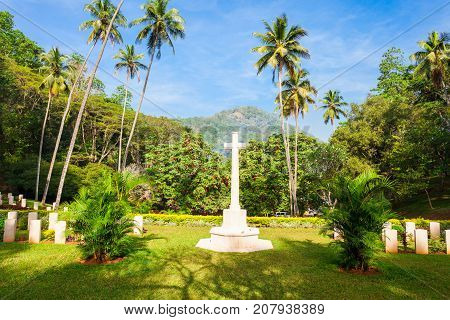 Kandy World War Cemetery