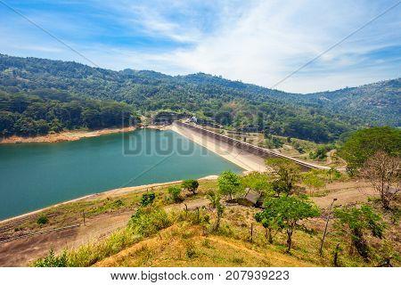 Kotmale Dam, Sri Lanka