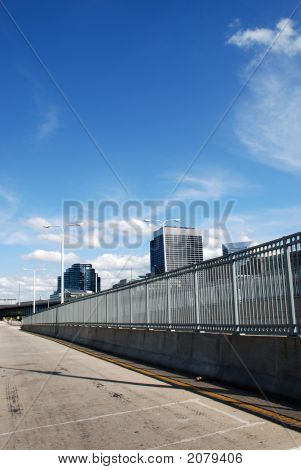 Fence In The City