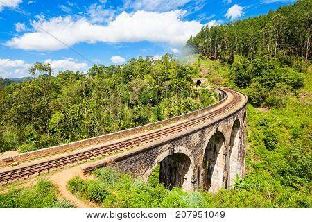 Nine Arches Demodara Bridge